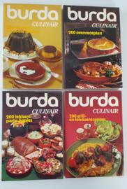 Burda Culinair - 4 delig