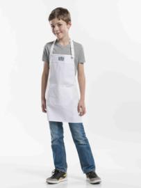 Schort Kids White - Chaud Devant - W50 - L55