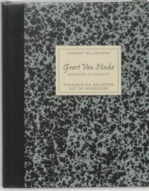 Carnet de Cuisine (Eenvoudige recepten uit de Noordzee) - Geert van Hecke