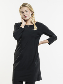 Dress Anise Black - Chaud Devant Sense