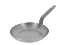 Omeletpan plaatstaal - 24 cm - Mineral B - De Buyer