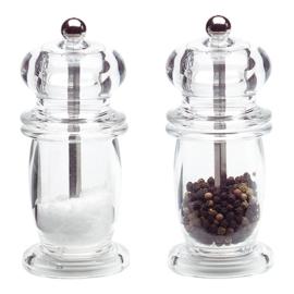 Peper- en zoutmolen - acryl