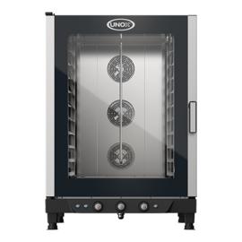 Bake-off oven - Unox - BakerLux Manual - XB893 - 10x 60x40 BN