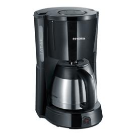 Koffiezetapparaat - Severin - rvs thermoskan