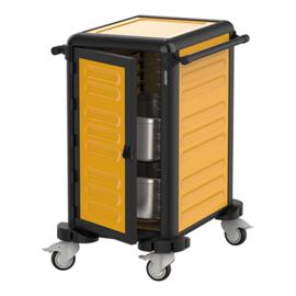Regaalwagen / voedseltransportwagen 15 regalen - CaterChef - Gastrolley