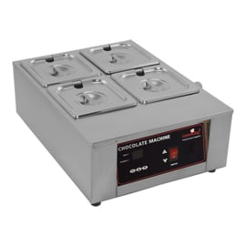 Chocolade/sauzen warmer - CaterChef in 1/1 & 2/3 GN