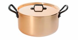 Kookpan koper - 16 cm - Prima Matera - De Buyer
