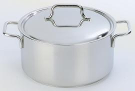 Kookpan Demeyere Apollo met deksel