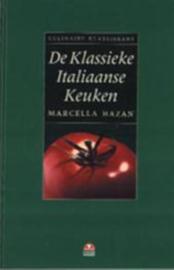 De Klassieke Italiaanse Keuken Marcella Hazan Kookboeken A Sluijter Zn Bv