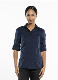 Blouse / shirt Women UFX Navy - Chaud Devant