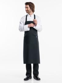Schort Chaud Devant - Regular Pockets Santino Black W75 - L100