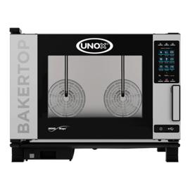 Bake-off oven - Unox - XEBC-04EU-EPR - BakerTop MindMaps Plus - 4x 60x40 BakeryNorm