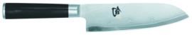 Santoku mes voor linkshandig gebruik 18 cm Kai Shun Classic DM-0702L