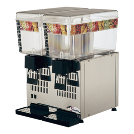 Drankendispenser - Santos - 2x 12 liter