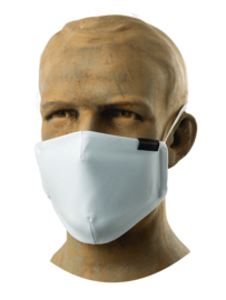 Mondkapje horeca - Comfort White / hospitality face mask - Chaud Devant