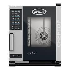 Combisteamer - Unox - XECC-0513-EPL - ChefTop MindMaps Plus Compact - 5x 1/1 GN - greep links