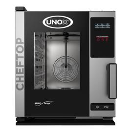 Combisteamer - Unox - XECC-0523-E1R - ChefTop MindMaps One Compact - 5x 2/3 GN