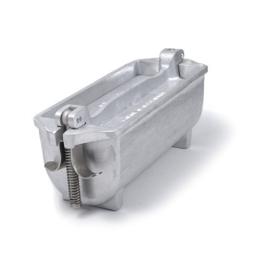 Adelmann patévorm - 1R halfrond - gietaluminium