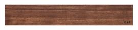 Magneetlijst Kai Walnotenhout DM-0807