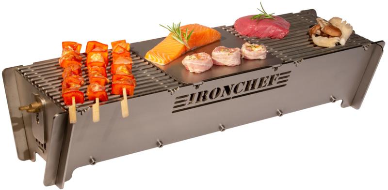 BBQ - L - Iron Chef