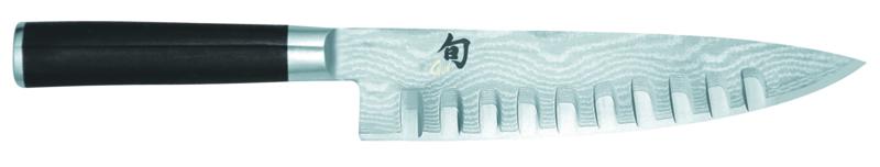 Koksmes met groeven 20 cm Kai Shun Classic DM-0719