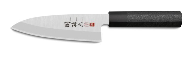 Deba mes voor linkshandig gebruik 15 cm Kai Seki Magoroku Hekiju AK-5073