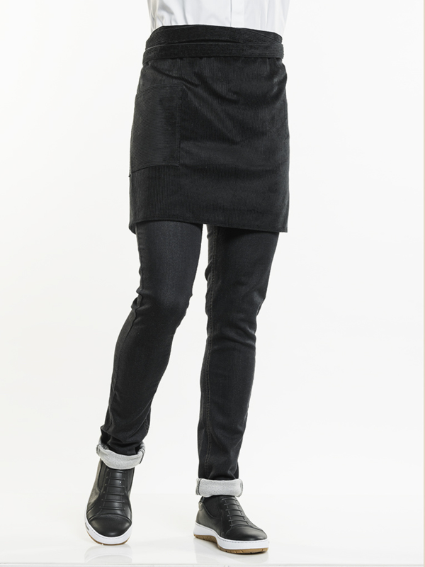 Sloof Chaud Devant - Black Velvet W80 L45