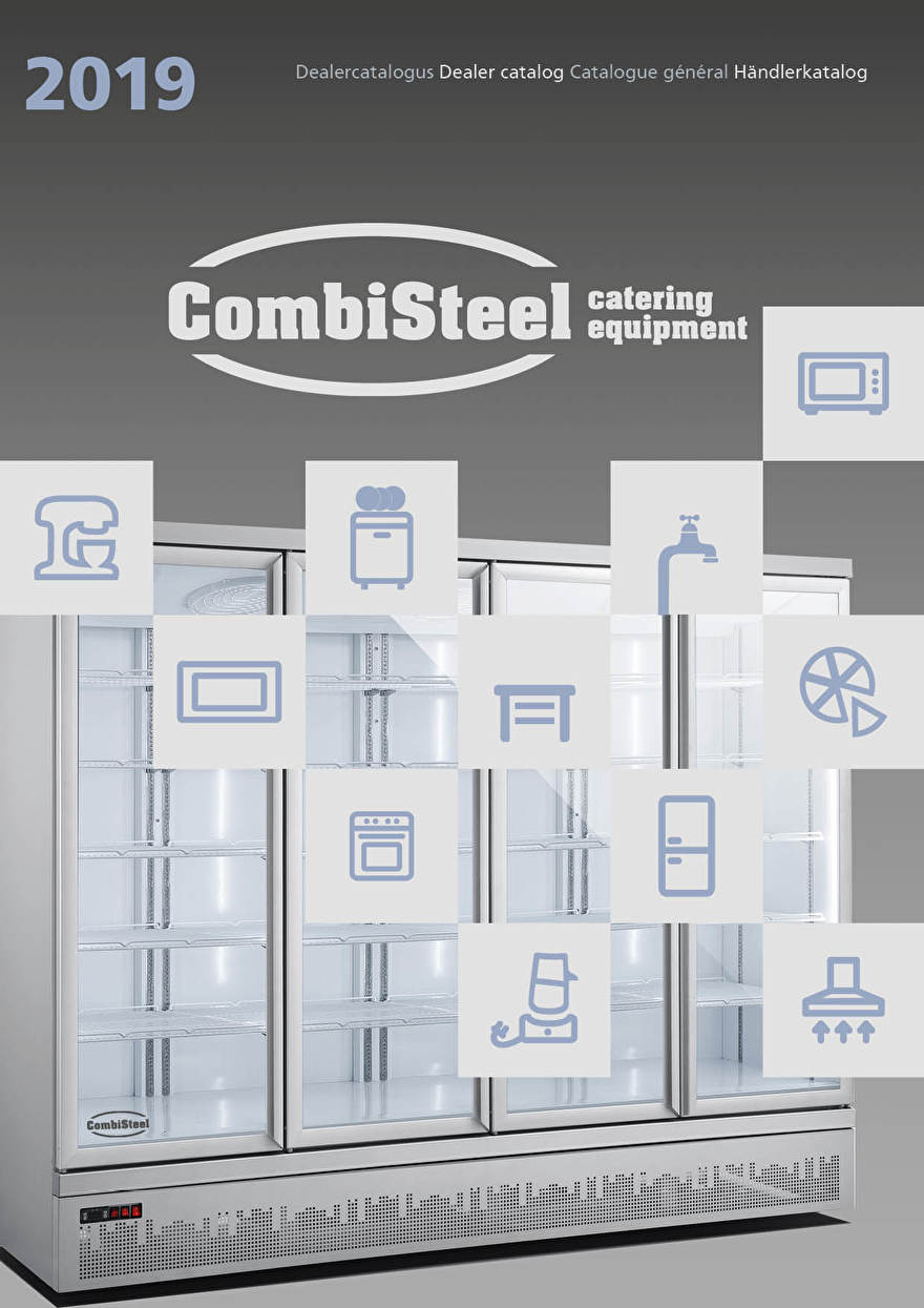 Combisteel catalogus