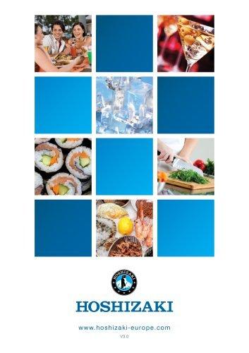 Hoshizaki Gram catalogus