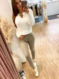 Trui Mylou - white C247