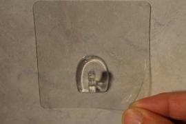5 perfecte haken met plastic en/of metaal