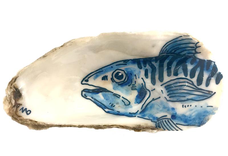 Zeebanket Makreel