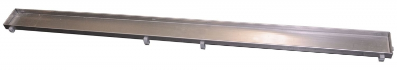 Luxx Tegelgoot 60cm RVS