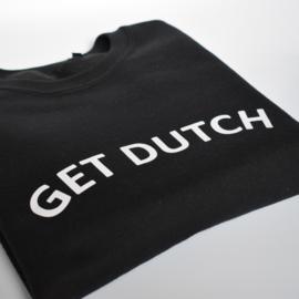 Get Dutch Sweat | Zwart