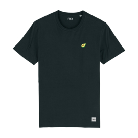 Tee Avocado | Black