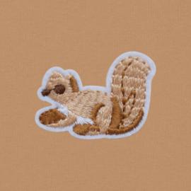 Squirrel Sweat | Camel