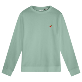 Red Pepper Men's Sweater | Sage