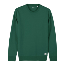 Basic Sweat | Bottle Green