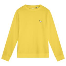 Duck Women's Sweater | Yellow