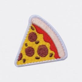 Pizza Tee | White