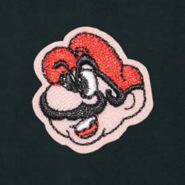 Mario Men's Hoodie | Black