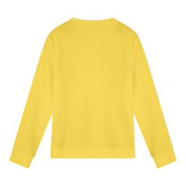 Toad Men's Sweater | Yellow