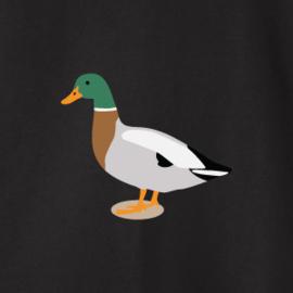 Duck Men's Sweater | Black