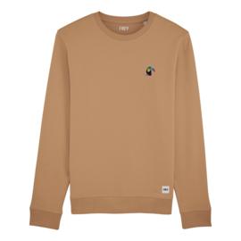 Toucan Sweat | Camel