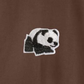 Panda Men's Sweater | Mocha