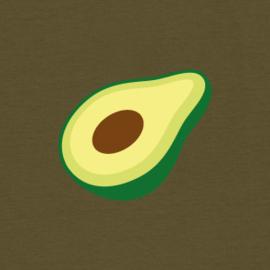 Avocado Tee   Khaki