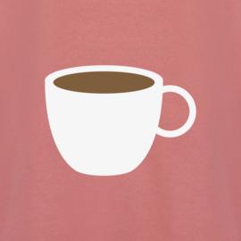 Coffee Tee | Clay