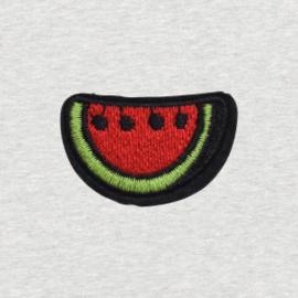 Watermelon Sweat | Cream Heather Grey