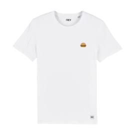 Tee Burger | White