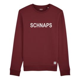Schnaps Sweat | Burgundy